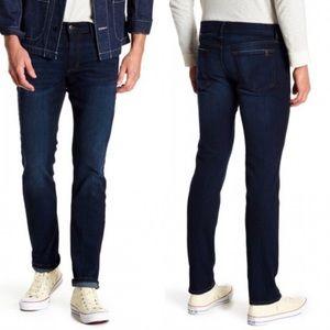 Joe's Jeans Mens Slim Fit Jeans 34 Short Dark Wash